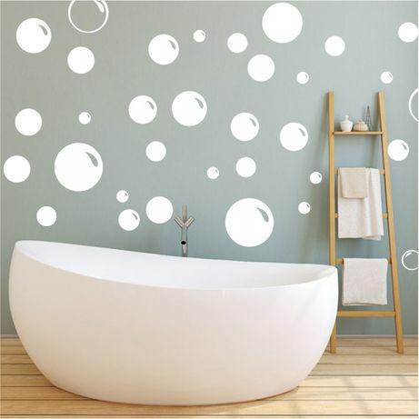 Стикери за баня ,стена ,параван, прозорци и други