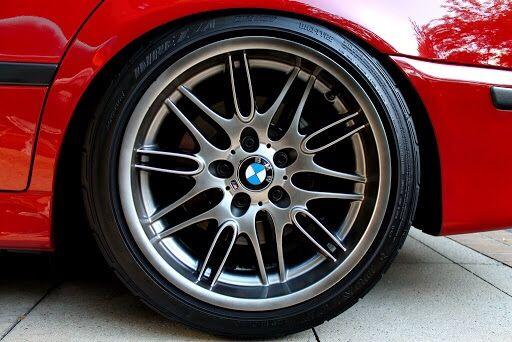 Джанти за БМВ 18 Стил 66 BMW Style 65 M5 E39 BBS Rondell X5 M power OZ