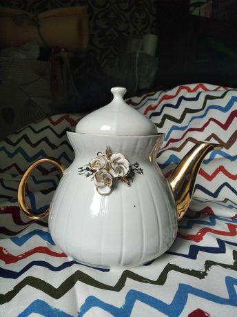 Чайник заварной большой
