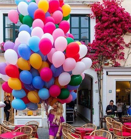 Гелиевые шары от 270 тенге + бесплатная доставка по городу