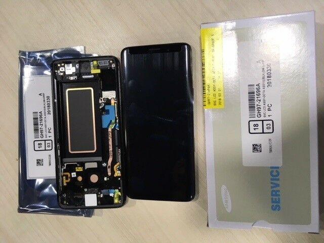 Display Samsung S9 Service Pack factura garantie 12luni Montaj pe loc Bucuresti - imagine 1