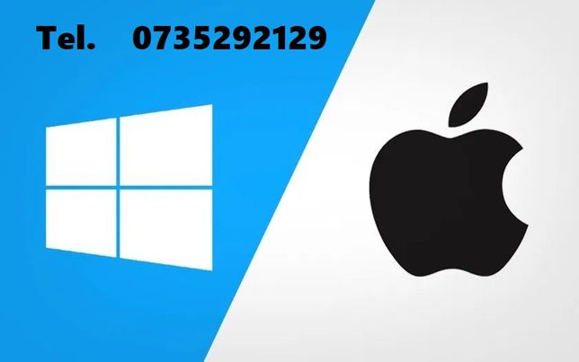 Instalare Windows/macOS-Softuri SCOALA ONLINE - Reparatii PC/Laptop