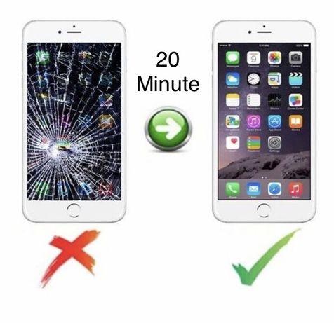 Display Ecran Geam iPhone 6 6s 6sPlus 7 7plus 8 8plus X Xr Xs 11pro