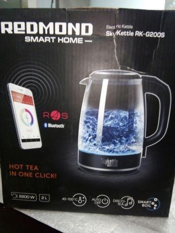 Продам чайник redmond