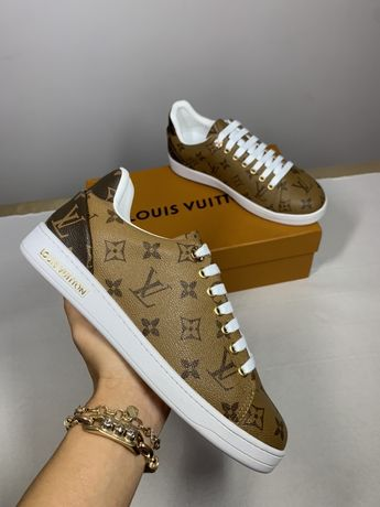 Sneakers louis vuitton frontrow