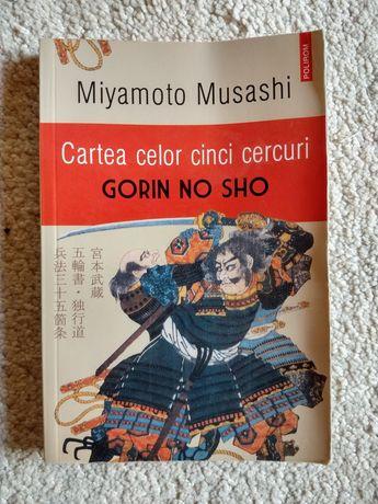 Câte Miyamoto Musashi - Cartea celor cinci cercuri