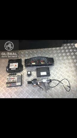 Piese Nissan Navara d40, calculator, bord, contact, etc