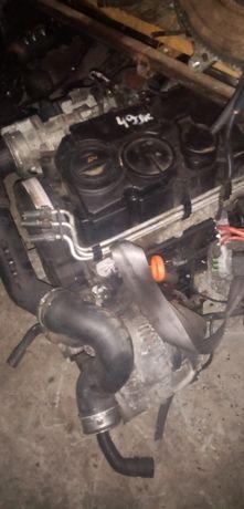 Двигатель VW Passat B6 1.9TDI BMP из Германии