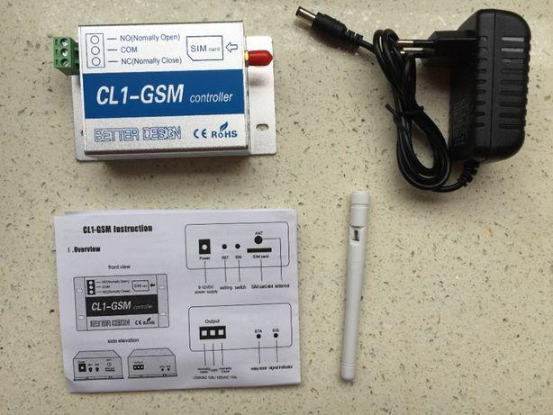 releu GSM control prin apel si sms