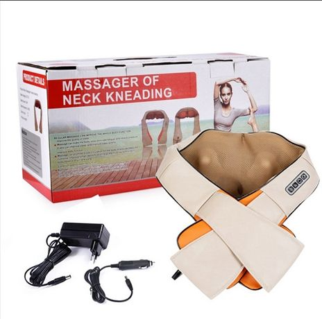 Массажер для шеи и плеч Massager of Neck Kneading