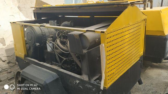 Продается дизельный компрессор Atlas Copco XAS 96/97