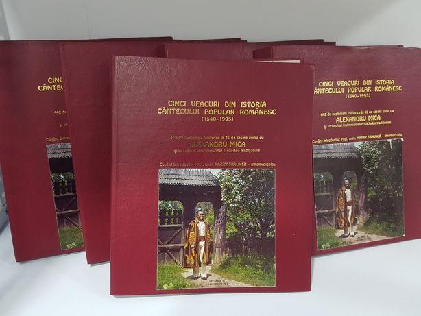 Raritate! Colecție casete audio, nestemate folclorice, anii 1540-1995