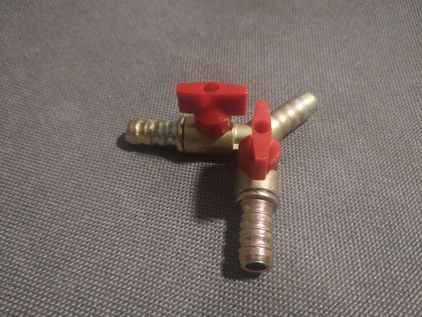 Distribuitor Y cu robinet  10 mm alama gaz apa robineti rulota camper