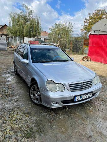 Mercedes C220 CDI SW