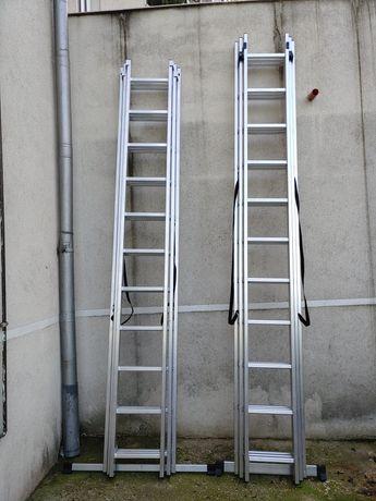 Професионални алуминиеви стълби под наем
