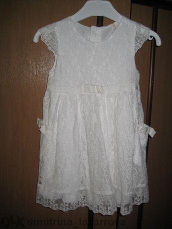 Лятна рокля Майорал за 12 мес (80 см )
