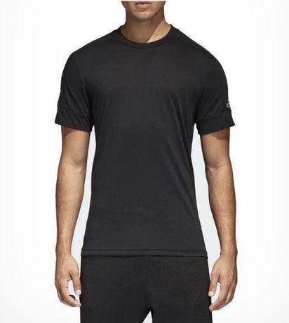 Tricou Adidas cu mânecă scurtă ID Stadium Tee black