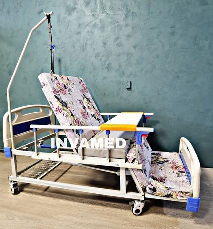 Медицинская кровать кардио кресло с туалетом