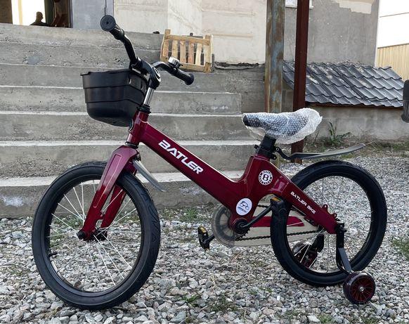 Продажа детский велосипед от 2-х лет алюминий рама прямо со склада