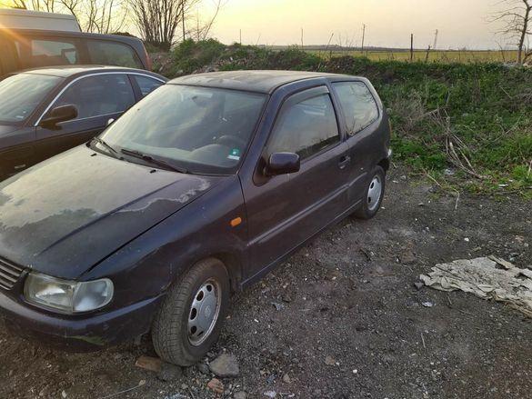 Volkswagen Polo на части