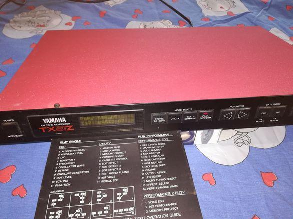 Modul TX81Z Yamaha