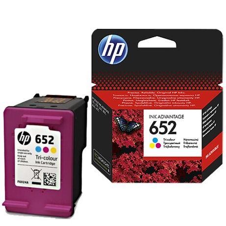Глава за HP 652 Tri-color цветна CZ102AE Оригинaлна SS000076 мастило з