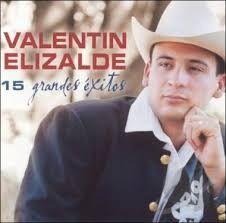 CD original sigilat Valentin Elizalde 15 Grandes Exitos