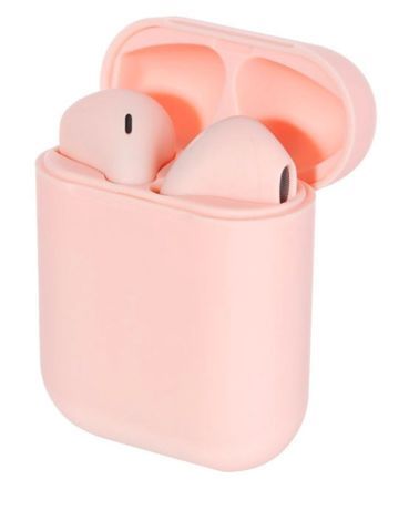 Наушники розового цвета