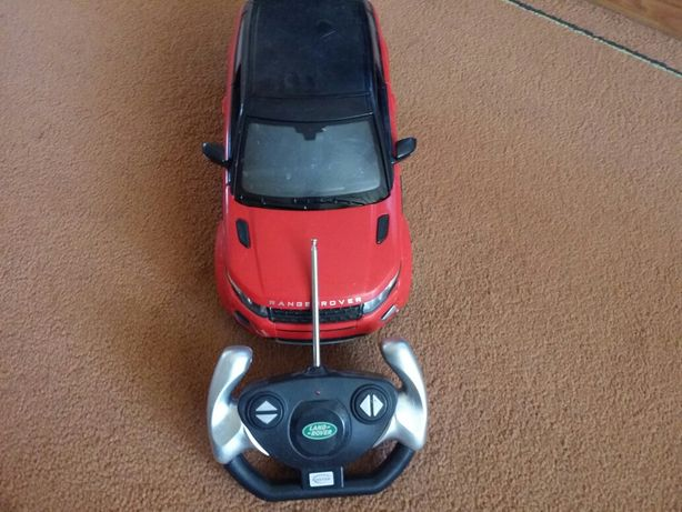 Vand masinuta cu telecomanda marca Range Rover