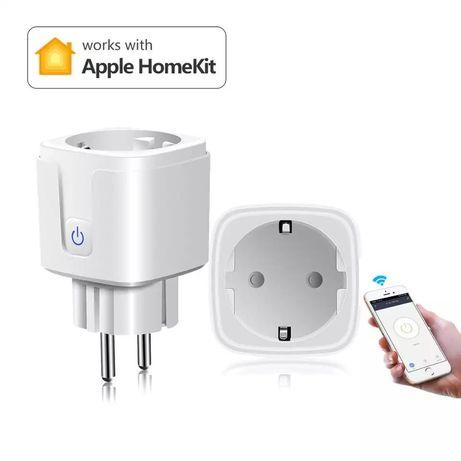 Apple Homekit Wifi Socket Smart 220V 110V Siri Voice