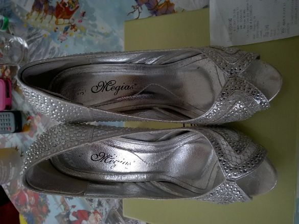 дамски абитуриентски обувки Megias