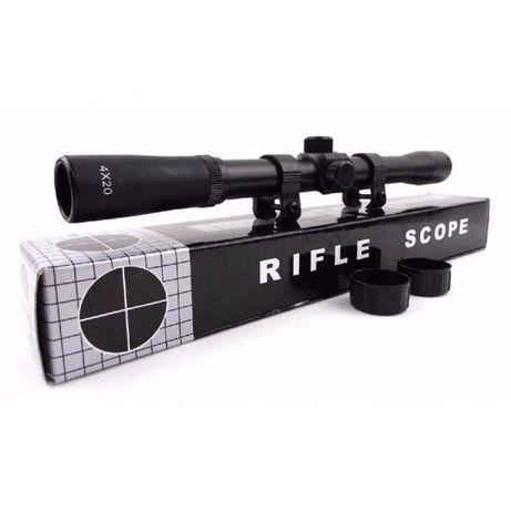 Luneta pentru arma light sniper 4x20