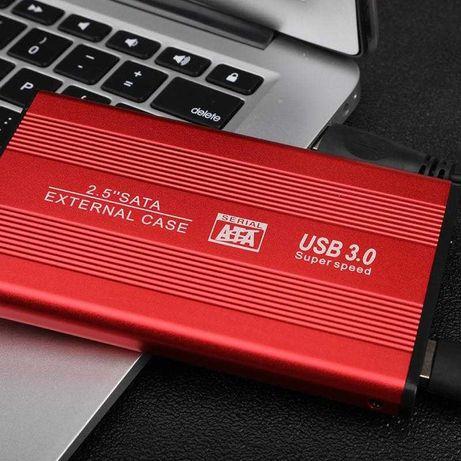 Внешние жесткие диски USB-Type-C от 120гб до 2тб, РАССРОЧКА до 24