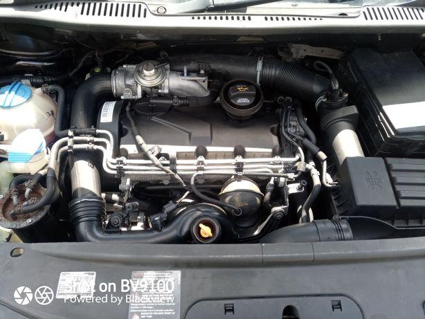 Motor 1.9 tdi Bxe Bkc Vw Skoda Seat Audi