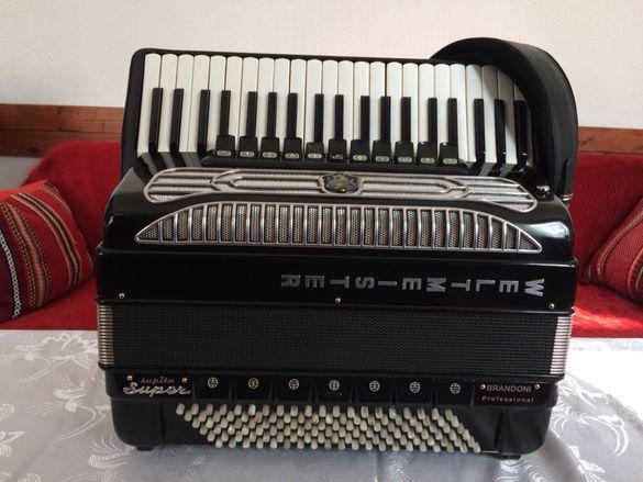 акордеон WELTMAISTER SUPITA в уникално състояние