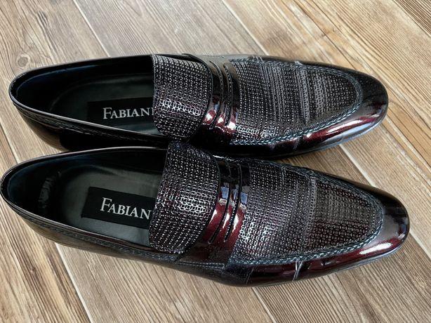 Туфли лакированные Fabiani 39 р