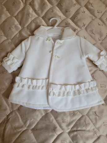Vand palton bebelus 3-6 luni