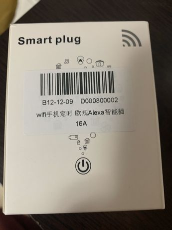 Priza Inteligenta Wifi 16A Smart Programabila