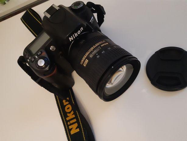 Nikon D80+Obiectiv DX-Nikkor 16-85mm