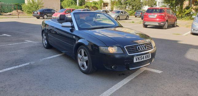 Audi a4 cabrio 1.8t