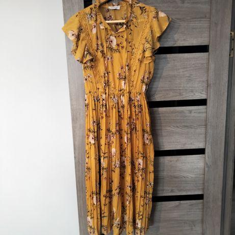 Платье очень красивый цвет