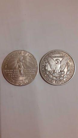 Vând 2monede vechi pentru colecționari