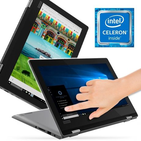 Laptop Lenovo Yoga 330-11IGM 81A6 - 11 inch - 4 gb ram - 128 - NOU