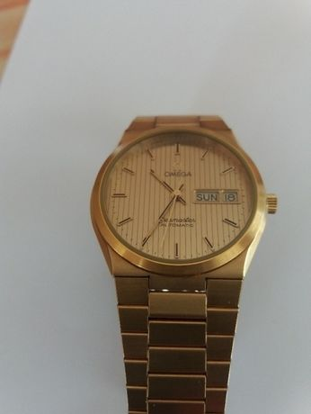 ceas de mana unisex OMEGA SEAMASTER AUTOMATIC CAL 1020