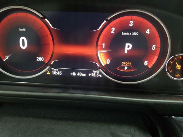 Дигитални табла 6WB за BMW F10,F07,F06,F11,F12,F25,F15,F16, F30 и