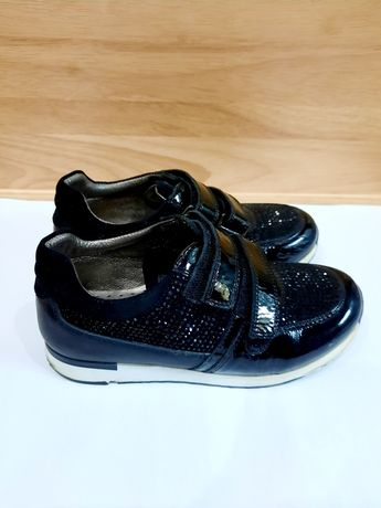 Pantofi din piele naturala copii