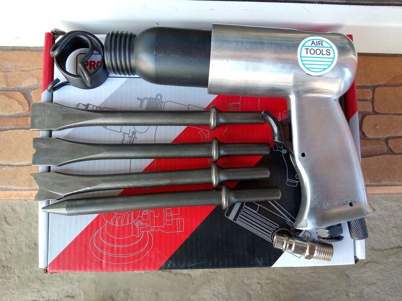 Пневматичен перфоратор ROTAKE 190 мм гр. Харманли - image 1