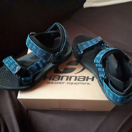 Sandale Hannah treking/sport. 38. Nou