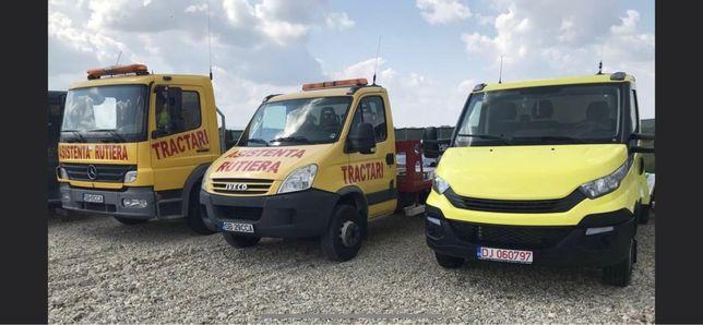 Tractari Auto Sibiu 24/24