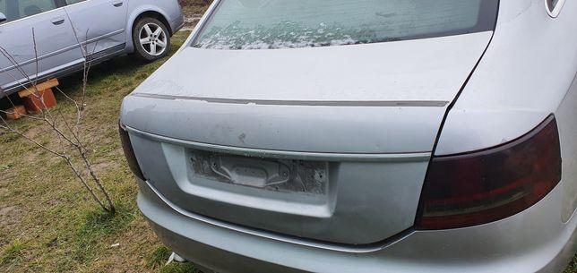 Capota portbagaj Audi A6 C6 S-line